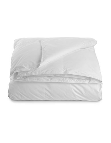 Fairmont Hypoallergenic Gel Fibre Medium Weight Duvet-WHITE-Queen