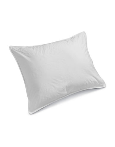 Fairmont Gel Fibre Firm Support Pillow-WHITE-King