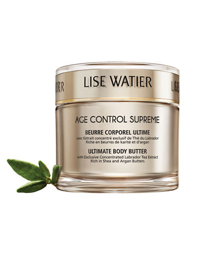 Lise Watier AGE CONTROL SUPREME Ultimate Body Butter-NO COLOUR-One Size