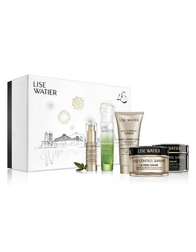 Lise Watier Collection La Crème Sublime Holiday Five-Piece Gift Set-NO COLOUR-One Size