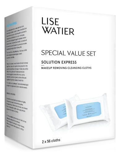 Lise Watier Solution Express Special Value Set-NO COLOUR-One Size