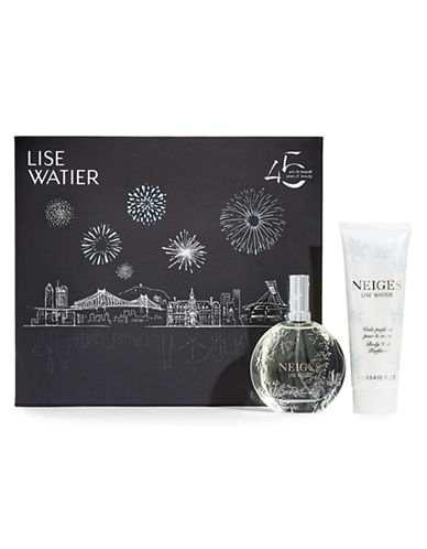 Lise Watier Two-Piece Neiges Holiday Gift Set-NO COLOUR-One Size