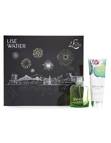 Lise Watier Two-Piece Vent du Sud Holiday Gift Set-NO COLOUR-One Size