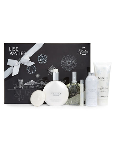 Lise Watier Six-Piece Neiges Blockbuster Set-NO COLOUR-One Size