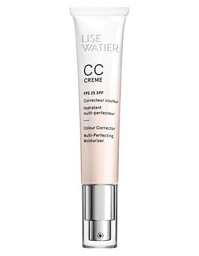 Lise Watier CC Creme Colour Corrector Multi-Perfecting Moisturizer-LIGHT BEIGE-40 ml
