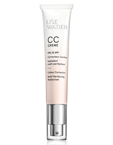 Lise Watier CC Creme Colour Corrector Multi-Perfecting Moisturizer-LIGHT NEUTRAL BEIGE-40 ml