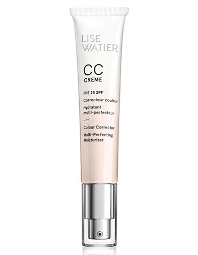 Lise Watier CC Creme Colour Corrector Multi-Perfecting Moisturizer-MEDIUM BEIGE-40 ml