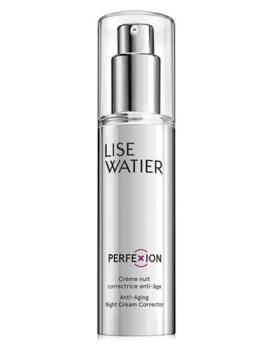 Lise Watier PerfeXion Anti-Aging Night Cream Corrector-NO COLOUR-50 ml