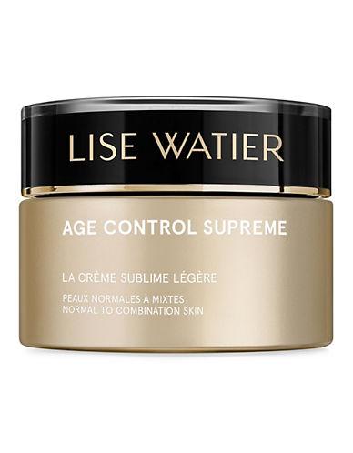Lise Watier Age Control Supreme La Creme Sublime Legere-NO COLOUR-50 ml