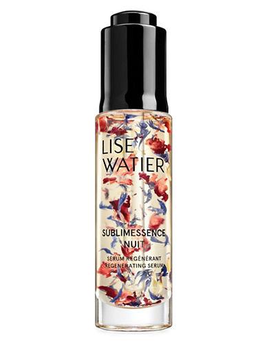 Lise Watier Sublimessence Nuit Regenerating Serum-NO COLOR-30 ml