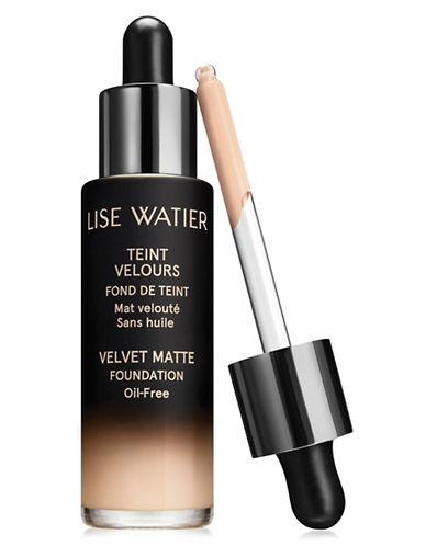 Lise Watier Teint Velours Velvet Matte Foundation-PORCELAINE-One Size