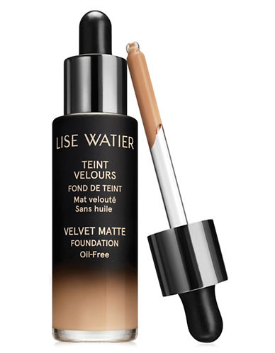 Lise Watier Teint Velours Velvet Matte Foundation-SUNSHINE-One Size