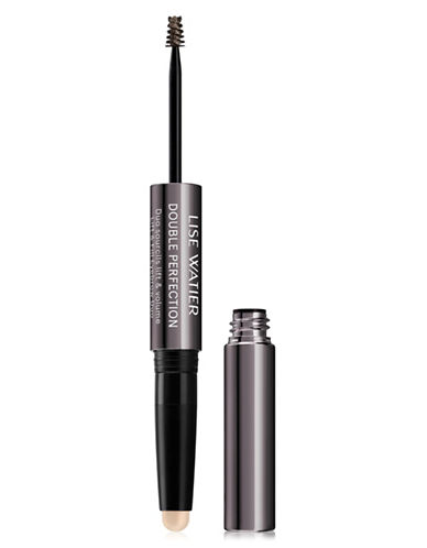 Lise Watier Double Perfection Lift and Fill Eyebrow Duo Brunette-BRUNETTE-One Size