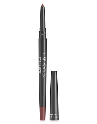 Lise Watier Twist & Sharp Automatic Long-Lasting Eye Stylo-TOFFEE-One Size