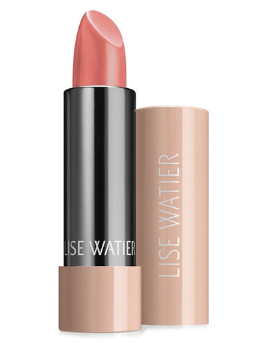 Lise Watier Rouge Gourmand The Nudes Lipstick-PEACH CRUMB-One Size