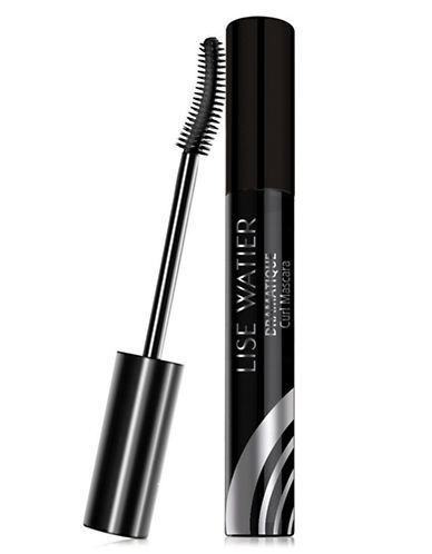Lise Watier Dramatique Curl Mascara-BLACK-One Size