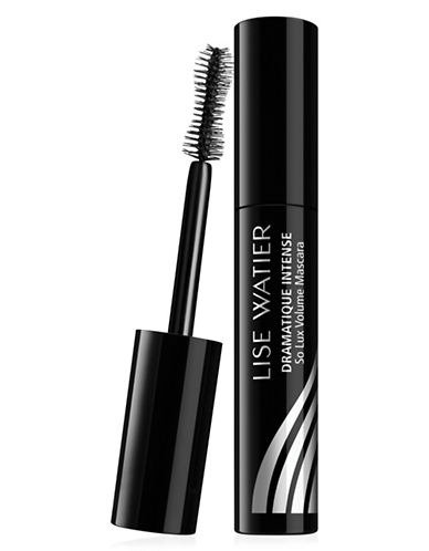 Lise Watier Dramatique Intense So Lux Volume Mascara-BLACK-10 ml