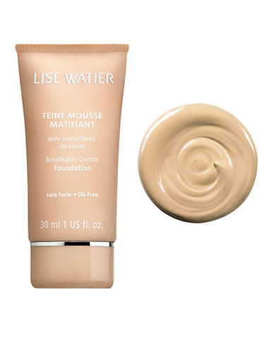 Lise Watier Matifying Mouse Foundation-PORCELAINE-One Size