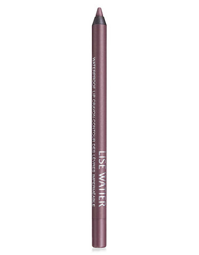 Lise Watier Waterproof Lip Crayon-SOFT PLUM-One Size