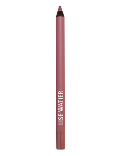 Lise Watier Waterproof Lip Crayon-BOIS DE ROSE-One Size
