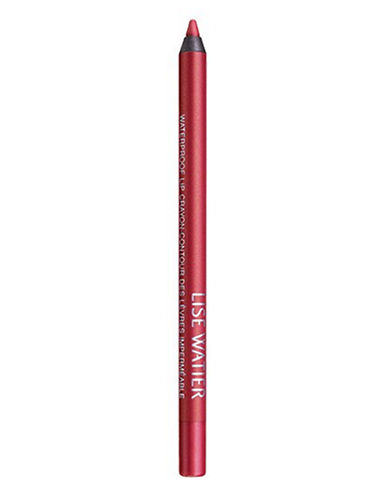 Lise Watier Waterproof Lip Crayon-ROUGE ECLAT-One Size