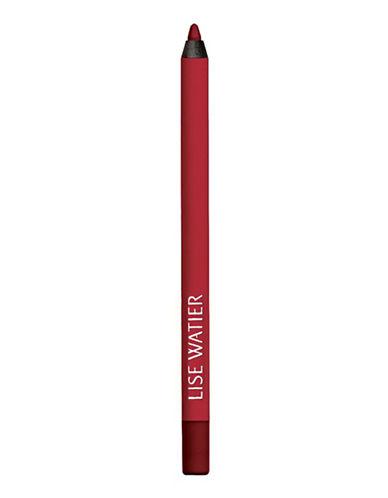 Lise Watier Waterproof Lip Crayon-ROUGE-One Size