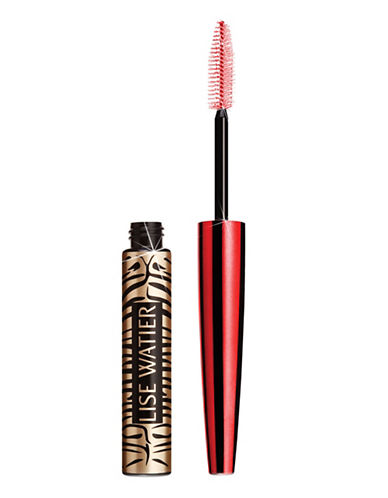 Lise Watier Feline Mascara Hd Waterproof-BLACK-One Size