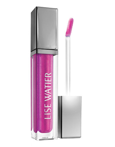 Lise Watier Haute Couleur High Coverage Lip Lacquer-ROSE TAFFETAS-One Size