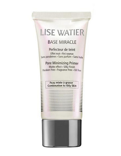 Lise Watier Base Miracle Pore Minimizing Primer Combination To Oily Skin 30ml-NO COLOUR-One Size