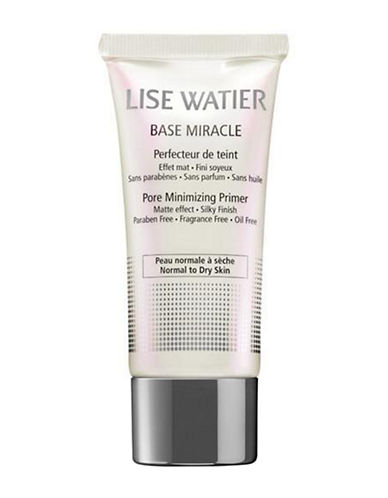 Lise Watier Base Miracle Pore Minimizing Primer Normal To Dry Skin-PEAU SÈCHE-One Size