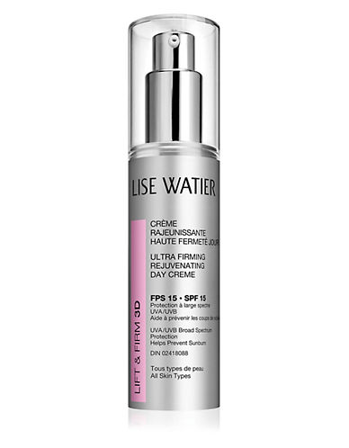Lise Watier Lift and Firm 3D Ultra Firming Rejuvenating Day Creme SPF 15-NO COLOUR-50 ml