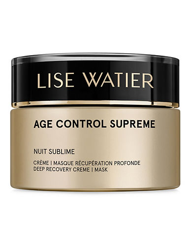 Lise Watier AGE CONTROL SUPREME  Nuit Sublime-NO COLOUR-50 ml