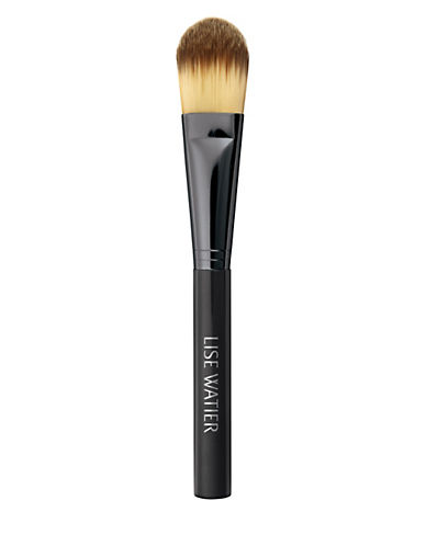Lise Watier Foundation Brush-NO COLOUR-One Size