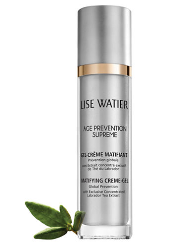 Lise Watier Age Prevention Supreme Matifying Creme Gel-NO COLOUR-50 ml