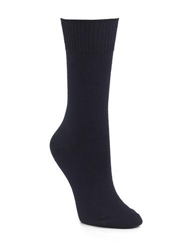 Mcgregor Caribbean Crew Socks-NAVY-One Size
