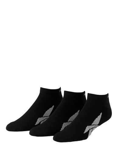 Reebok 3-Pack Vector Sport Socks-BLACK / FLAT GREY-7-12 85502464_BLACK / FLAT GREY_7-12