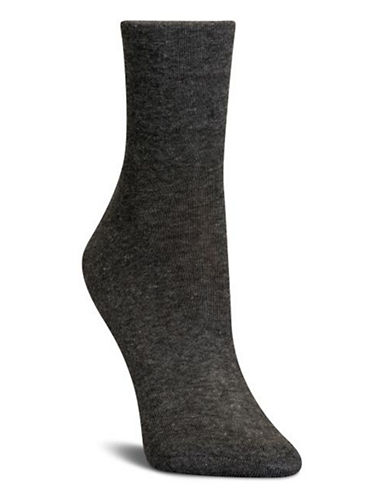 Mcgregor McGregor Cushion Sole Crew-CHARCOAL-One Size