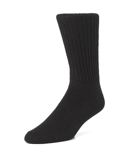 Mcgregor Mens the Original Weekender Socks-BLACK-7-12