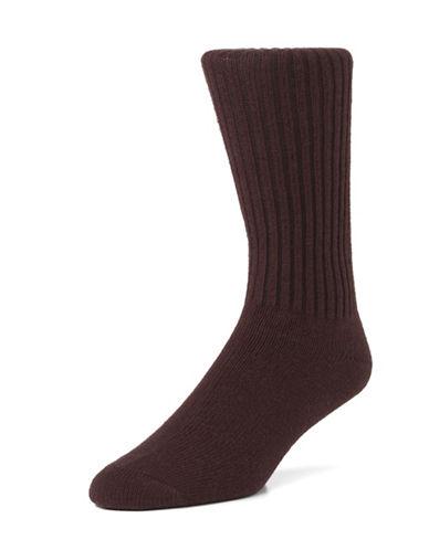 Mcgregor Mens the Original Weekender Socks-BROWN-7-12