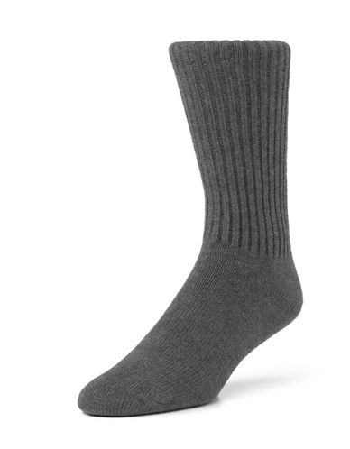 Mcgregor Mens the Original Weekender Socks-GREY-7-12