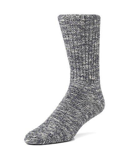 Mcgregor Mens the Original Weekender Socks-NAVY-7-12