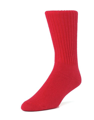 Mcgregor Mens the Original Weekender Socks-RED-7-12