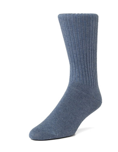 Mcgregor Mens the Original Weekender Socks-LIGHT DENIM-7-12