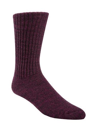 Mcgregor Mens the Original Weekender Socks-PURPLE-7-12