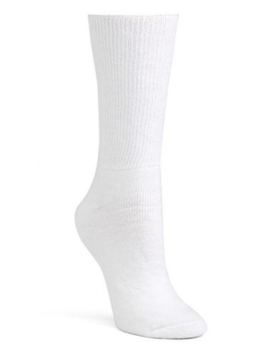 Mcgregor McGregor NonBinding Cotton Crew-WHITE-One Size