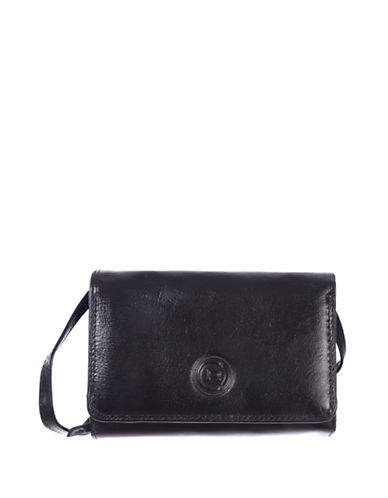 Club Rochelier Traditional Expander Wallet-BLACK-One Size