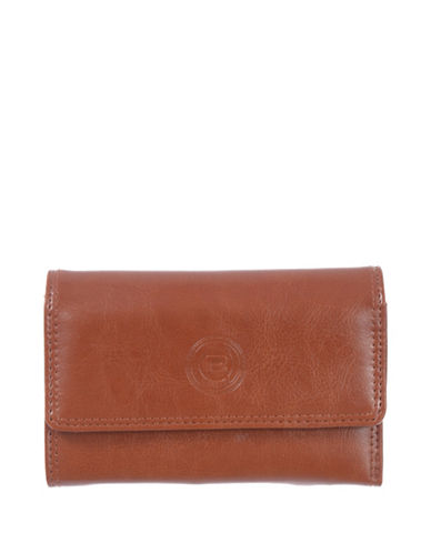 Club Rochelier Traditional Slim Clutch-COPPER-One Size
