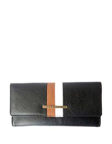 Club Rochelier Soho Slim Wallet-BLACK-One Size