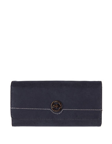 Roots 73 Earth Day Pocket Clutch-BLACK-One Size