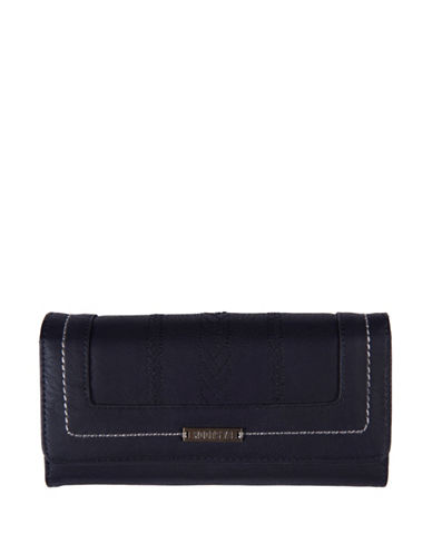 Roots 73 Journey Pocket Clutch-BLACK-One Size